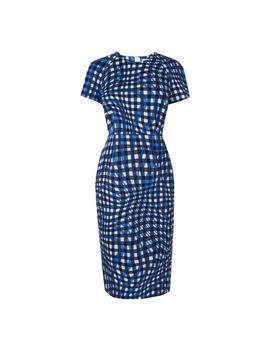 Kaleigh Blue Dress by L.K.Bennett