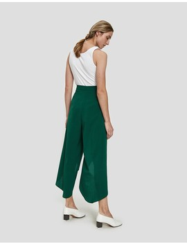 Viole Overlay Cropped Pants by Need Supply Co.