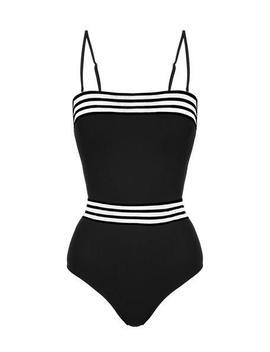 Monica Bandeau Swimsuit by Emma Pake