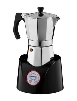 Mocha Magic 2 In 1 Espresso Coffee Pot & Milk Frother by Gourmia