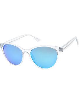 Transparent Preppy Sunglasses by Levi's