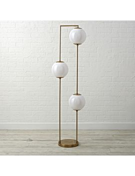 Cosmos Floor Lamp by Crate&Barrel