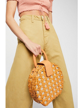 Charlie Round Bag by Free People