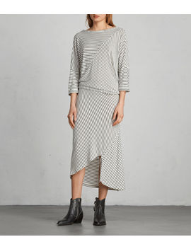 cadie-dress by allsaints
