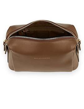 City Leather Crossbody Bag by Want Les Essentiels
