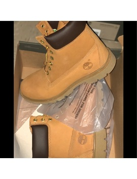 Brand New Men Timberlands Never Worn   Nwt by Timberland