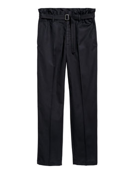 Twillhose Aus Lyocell Mischung by H&M