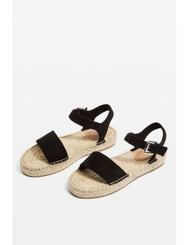 Espadrille Flat Sandals by Topshop