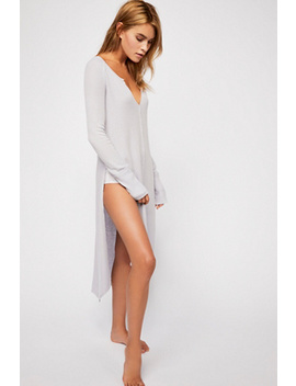We The Free Super Sonic Thermal Top by Free People