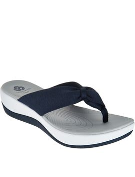 Cloudsteppers By Clarks Thong Sandals   Arla Glison by Clarks