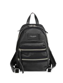 Nylon Biker Mini Backpack by Marc Jacobs