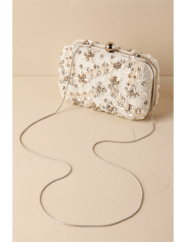 Doris Beaded Clutch by Bhldn