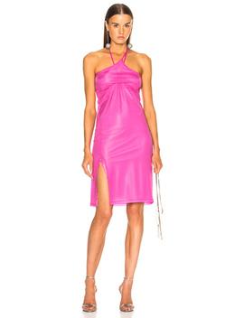 X Shayne Oliver Pulled Slip Dress by Helmut Lang