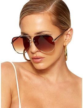 Over Your Shade Sunnies by Naked Wardrobe