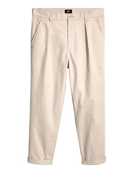 Bundfaltenchino Relaxed Fit by H&M