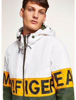 Tommy Jeans Hooded Jacket by Topman