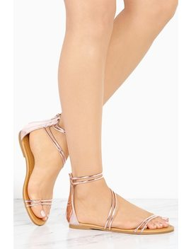 Come &Amp; Go   Rose Gold by Lola Shoetique
