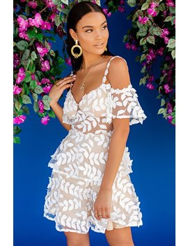 Forever Flawless Dress   White by Lola Shoetique