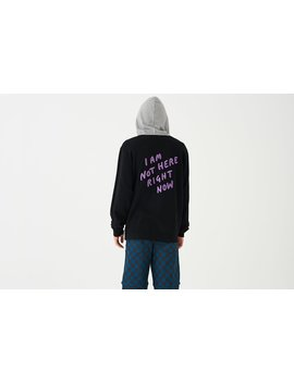 Lazy Oaf Leave A Message Hoodie by Lazy Oaf