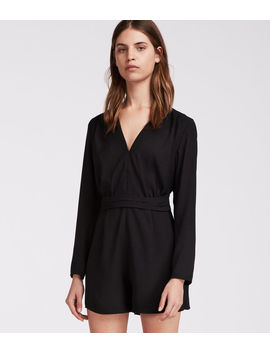 Karine Playsuit by Allsaints