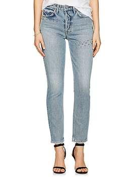 Karolina Studded Jeans by Grlfrnd
