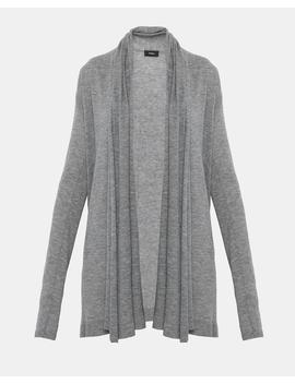 Cashmere Open Front Cardigan by Theory