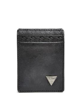 Huntington Magnetic Card Case by Guess
