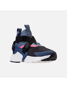 Women's Nike Air Huarache City Casual Shoes by Nike