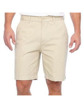 St. John's Bay Flat Front Shorts by St. John`s Bay