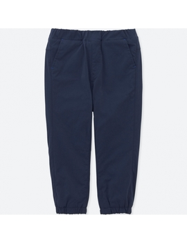 Babies Toddler Stretch Warm Lined Pants by Uniqlo