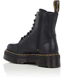 Women's Jadon Leather Platform Ankle Boots by Dr Martens