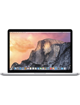 "15.4"" Mac Book Pro Laptop Computer With Retina Display &Amp; Force Touch Trackpad (Mid 2015) by Apple"