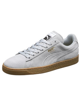 Suede Classic Gum Sneakers by Puma