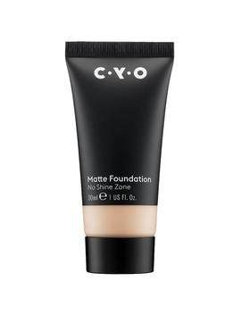 Cyo Matte Foundation No Shine Zone,2031.0 Oz. by Walgreens