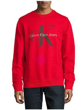 Pop Colour Sweatshirt by Calvin Klein Jeans