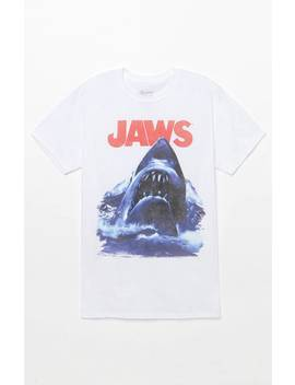 Bad Waves Jaws T Shirt by