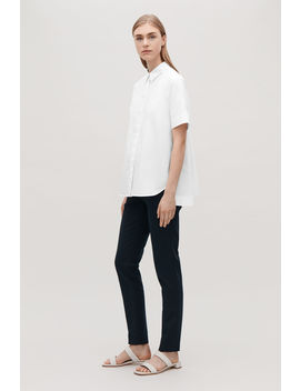 Back Pleated Shirt by Cos