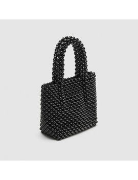 Zara Beaded Mini Tote Bag (Ref.:2422/304<Wbr>) by Zara