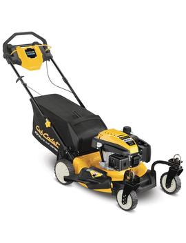 "21 In. 159cc Rear Wheel Drive 3 In 1 Gas Self Propelled Lawn Walk Behind Mower With Caster Wheels by <A Class=""Bttn Outline Bttn  Cta"" Href=""/B/Outdoors Outdoor Power Equipment Lawn Mowers/Cub Cadet/N 5yc1v Zeb Zc5ar"" Data Target=""N/A"">                 <Span Class=""Bttn  Content"">Cub Cadet</Span>             </A>"