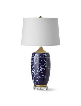 Chinoiserie Table Lamp, Cherry Blossom by Williams   Sonoma