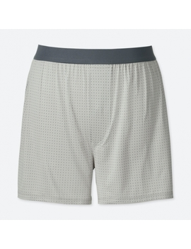 Men Ai Rism Dots Trunks by Uniqlo