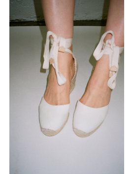Carina Wedge   Blanco by Lisa Says Gah