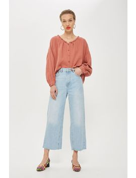 Gauzy Shirt by Topshop