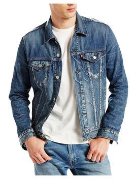 Levi's Men's Denim Trucker Jacket by Levis