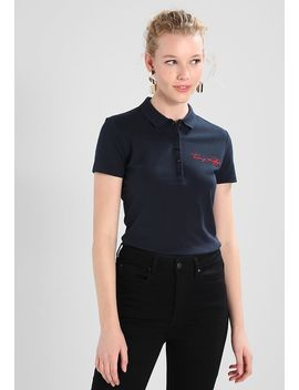 New Chiara Heritage   Polo Shirt by Tommy Hilfiger