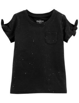 Cold Shoulder Tee by Oshkosh