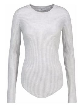 Ribbed Wool Blend Sweater by Iro