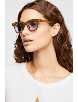 Luca Square Sunnies by Free People