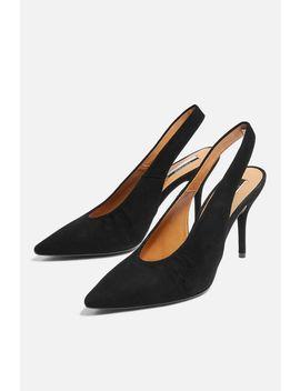 Slingback Heels by Topshop