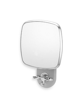 Simplehuman® Anti Fog Wall Mount Shower Mirror by Bed Bath And Beyond